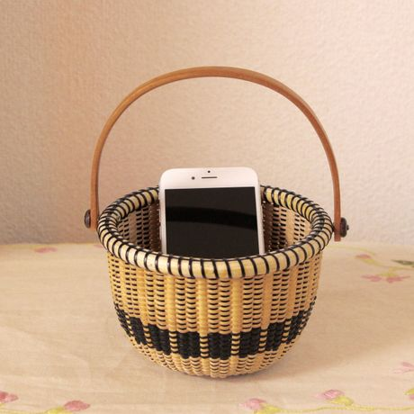 Nantucket Basket 5 inch round
