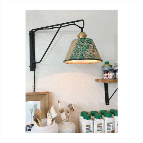 Travel Coffee Wall Lamp 【SMALL】