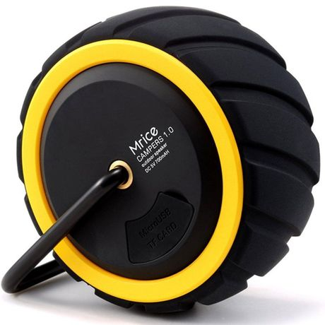 CAMPERS1.0 Wireless Speaker YELLOW