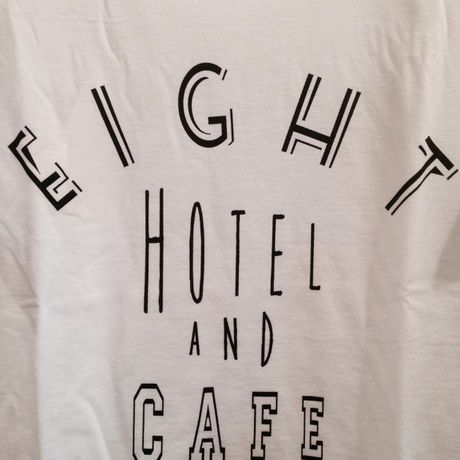 8HOTEL CAFE LOGO (WOMEN'S)