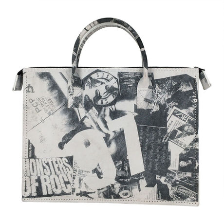 NS-118 クラッチBAG [Handle Clutch Bag]