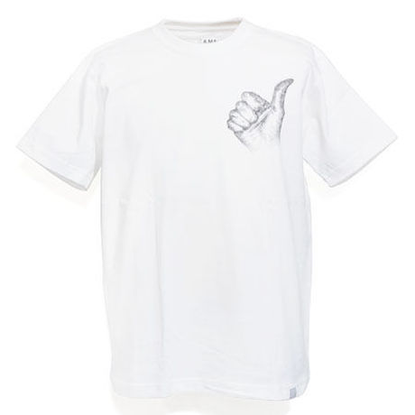 東京DOVE SHIRT -White-