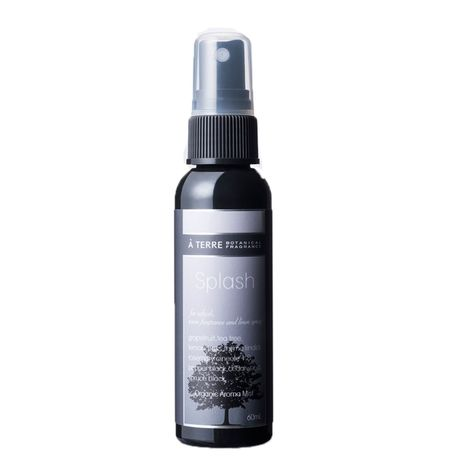 【À TERRE ORGANIC BLEND MIST】Splash 60ml