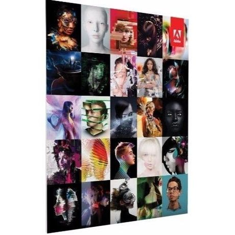 Adobe Creative Suite 6 Master Collection Macintosh版