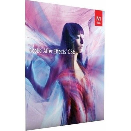 Adobe After Effects CS6 Macintosh版