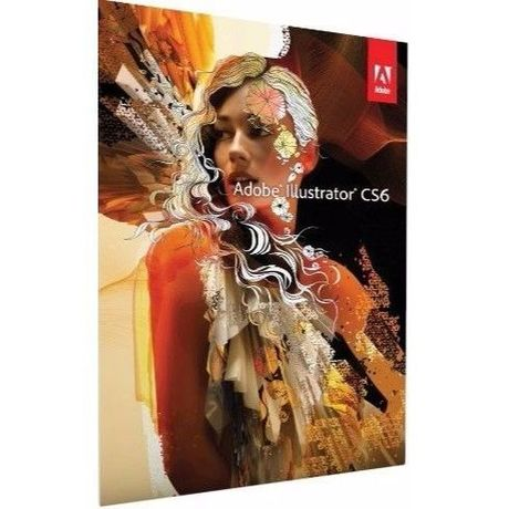 Adobe Illustrator CS6  Windows版