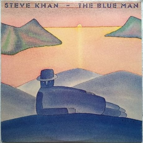Steve Khan ‎– The Blue Man