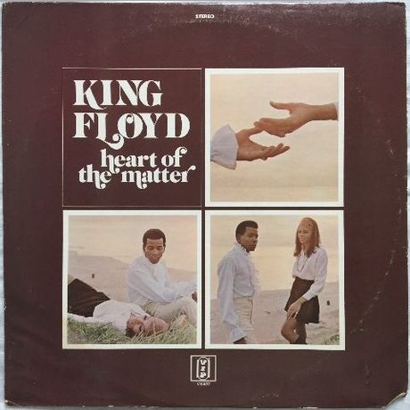 King Floyd ‎– Heart Of The Matter