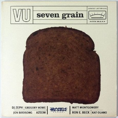 VU ‎– Seven Grain - The Promise