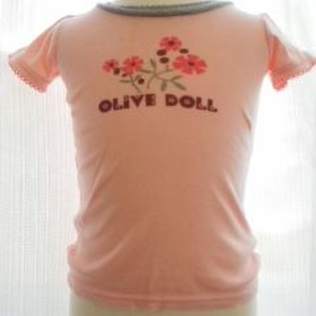 OLIVE DOLL*PINK Tシャツ 80
