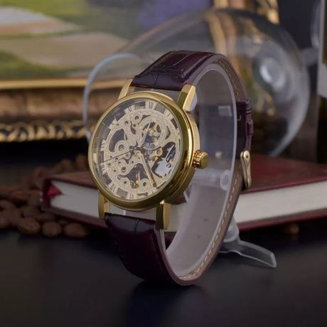 Skeleton LuxuryWatch