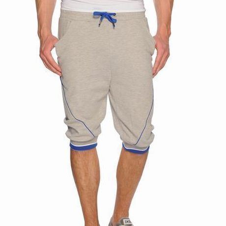 [Humoer] Navi Shorts Light Grey