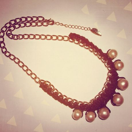 ■LILY BELL necklace■ リリーベルネックレス