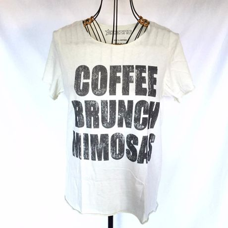 Coffee Tshirt      /eis/