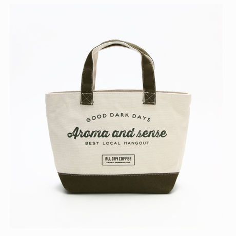 Mini Tote Bag( Khaki)
