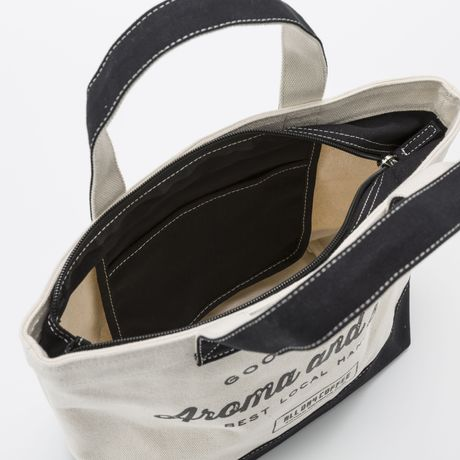 Mini Tote Bag(Black)