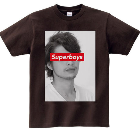 Superboys T-shirt Black