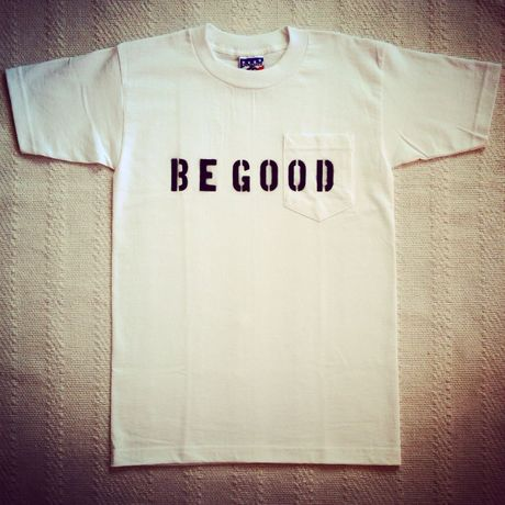 【A(n)GE】 BE GOOD T-SHIRT