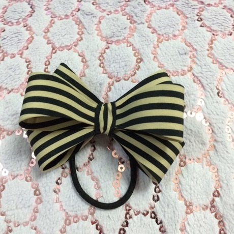 STRIPE RIBBON GOM