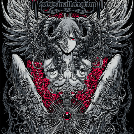 AW-8『Archangel』 Tシャツ