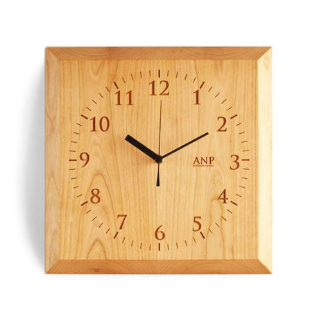 ANP CLOCK / Wild Cherry