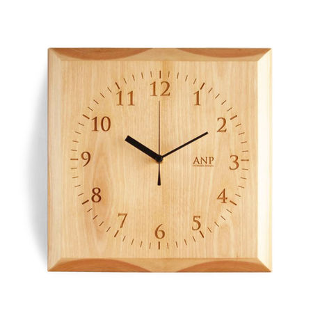 ANP CLOCK / Birch