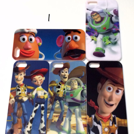 iPhone5/5s Toy Story ケース 全5種類!トイストーリー