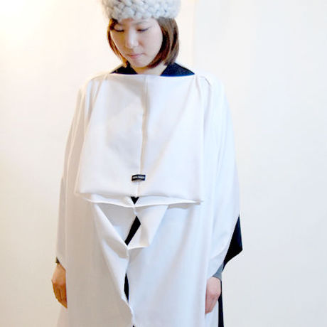 body feel Winter Arrange (short white)