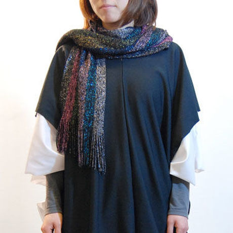 body feel Winter Arrange (short black)