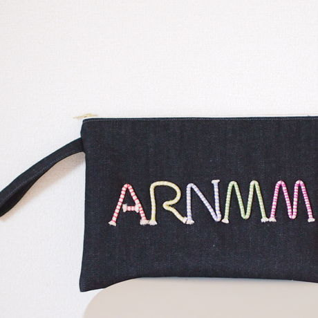 arinomama Original // My Sweetie Clutch Bag