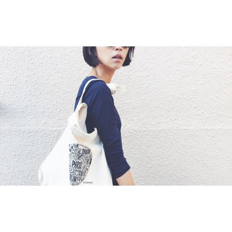 arinomama  Original // 2way tote bag//