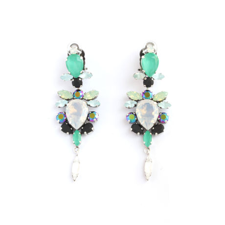 SCARAB16E19  Earrings  (MINT)
