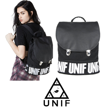 UNIF Clothing*DITTO ロゴ バックパック