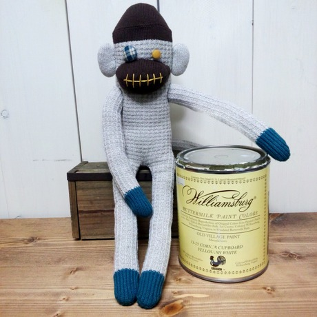 """sockmonkey """"check eye"""""""