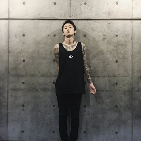 BANAGE TANK TOP / BLACK