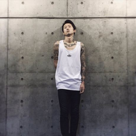 BANAGE TANK TOP / WHITE