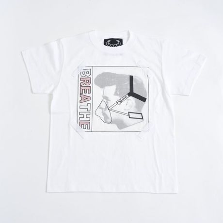 REAL t-shirt/WH
