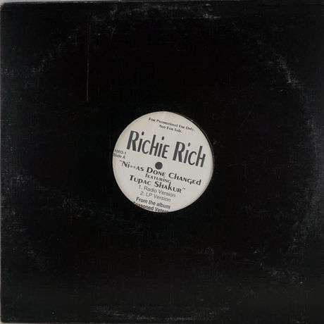 Richie Rich - Ni**as Done Changed