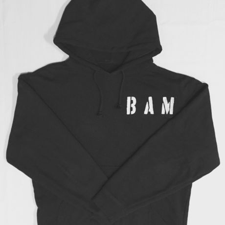 BAM Pull Over Parker Black