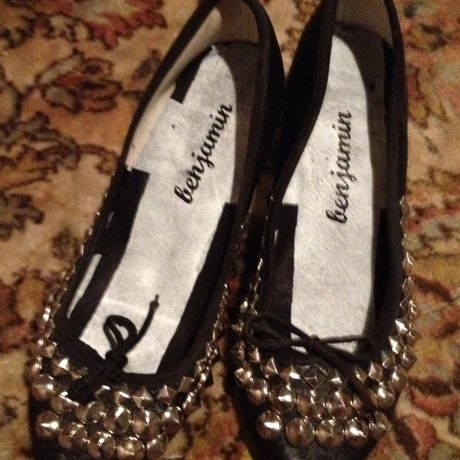 repetto studded