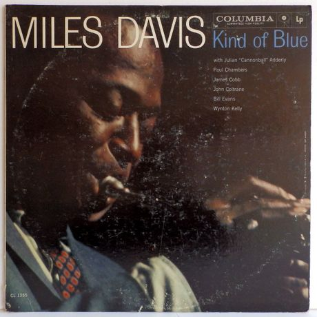誤植!! 6 eyes MONO 深溝 US盤 MILES DAVIS Kind of blue