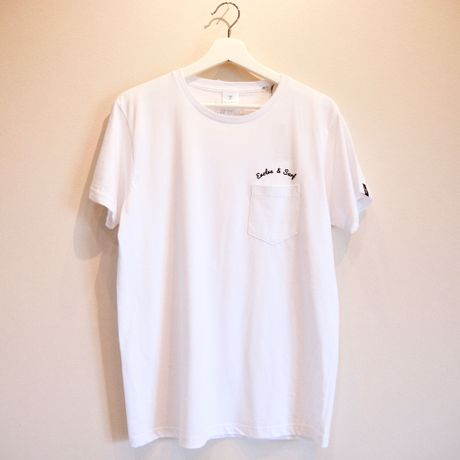 < UNISEX > Mini Pocket  T-Shirts