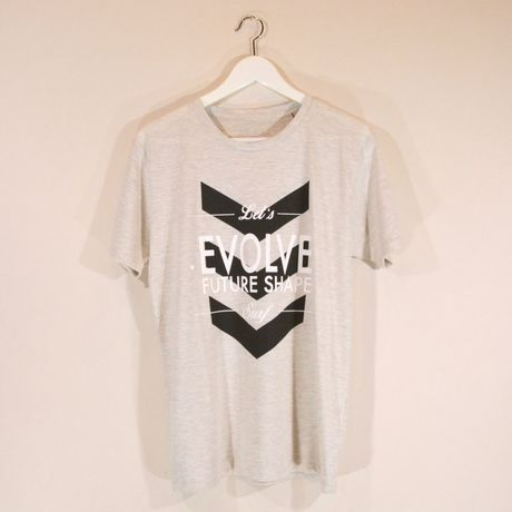 """< MENS > EVOLVE """"Let's Surf"""" T-Shirts"""