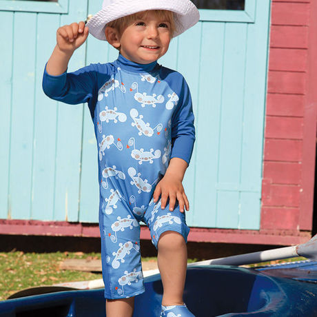 """Archimede """"CAMELEON UV Protection"""" SPF+50水着 for Baby BOYS"""
