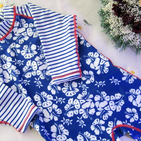 """Archimede """"HAWAIAN MARINE UV Protection"""" SPF+50水着 for Baby Boy"""