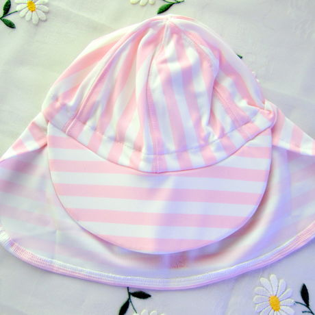 """【50%SALE】Archimede """"COMBI UV PROTECTION HAT"""" SPF50+UVプロテクション スイムハット for Baby Girl"""