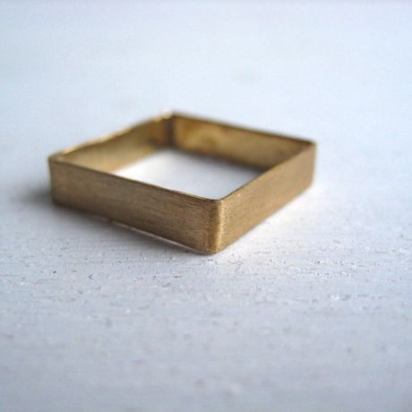 kamiasobi ring Square 3mm