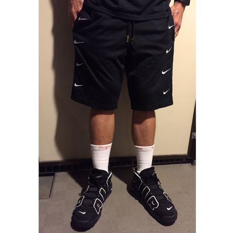 Mismatch/Nike custom shorts