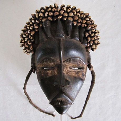 Dan Antique Mask 38