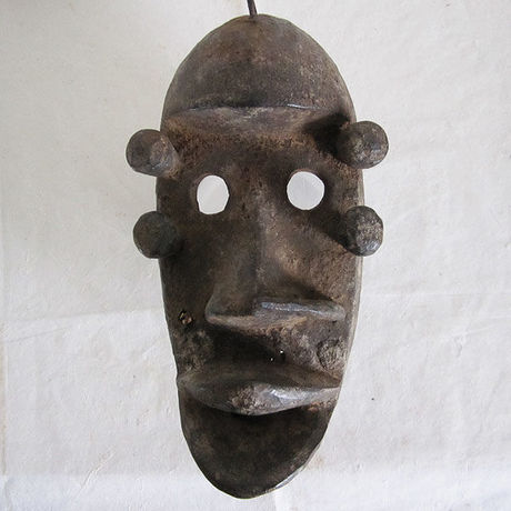Dan Antique Mask 31